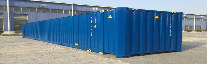 High-Cube container
